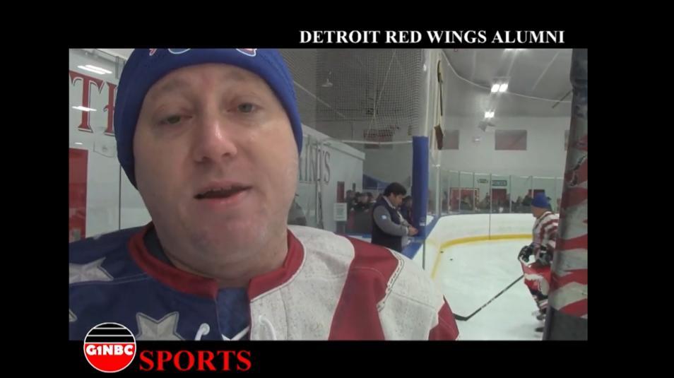 Detroit Red Wings Alumni NOV 9 G1NBC SPORTS