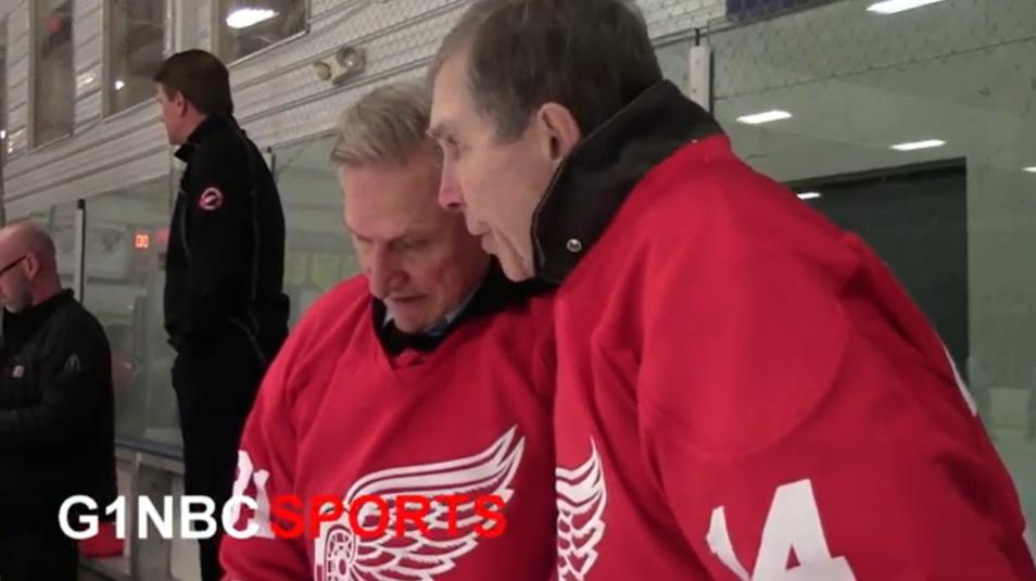 The Well Church Detroit Red Wings Alumni G1NBC SPORTS