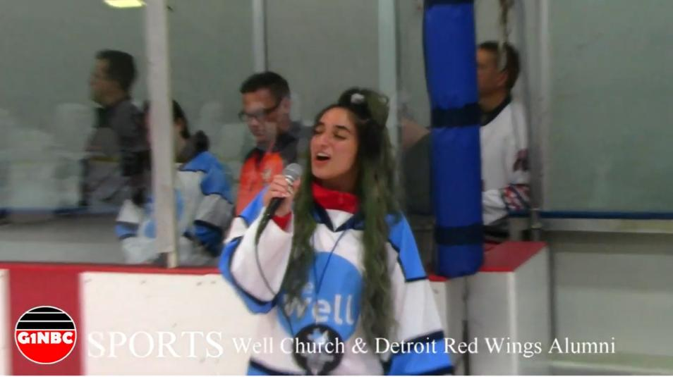 Well Church Detroit Red Wings Alumni G1NBC SPORTS